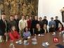 Návštěva kolegů z Brna